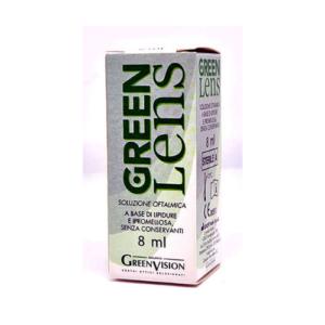 GreenLens soluzione oftalmica GreenVision
