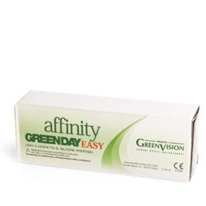 Affinity Greenday Easy | Lenti a contatto giornaliere