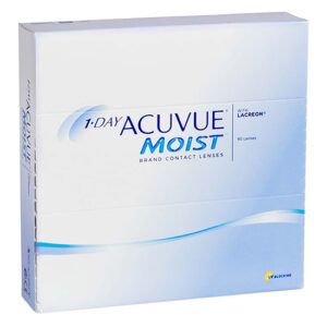 1 Day Moist lenti a contatto giornaliere Johnson&Johnson