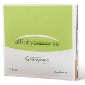Affinity Oneday 90 | Lenti a contatto giornaliere