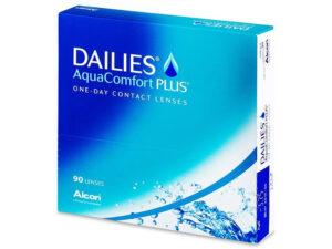 Dailies AquaComfort PLUS 90 | Lenti a contatto giornaliere