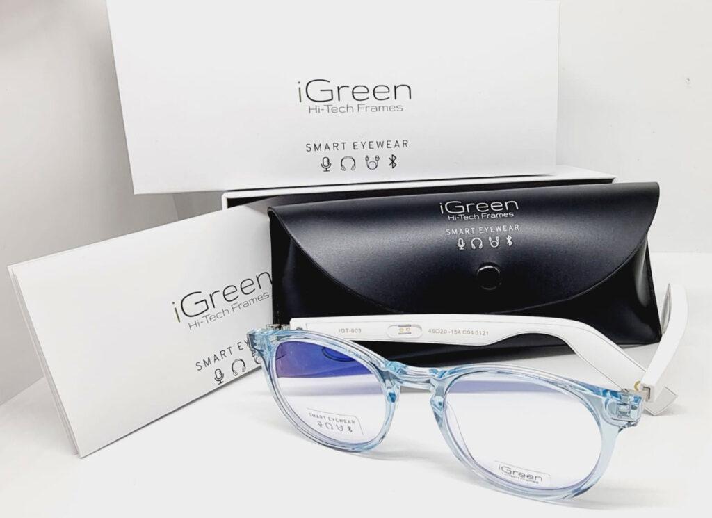 Occhiale da sole iGreen Smart Glass IGT02