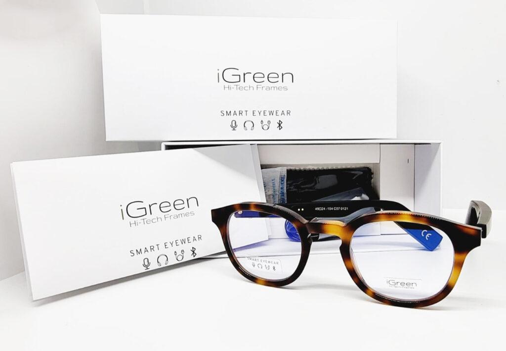 Occhiale da sole iGreen Smart Glass IGT03