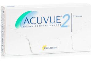 Acuvue 2 | Lenti quindicinali - 6 lenti